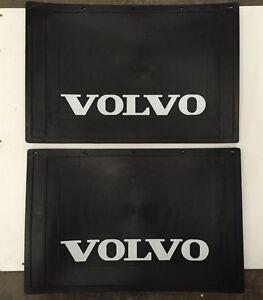 Pair of Volvo Truck Mudflaps 600mm x 400mm
