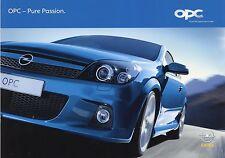 Prospekt 2006 Opel OPC Autoprospekt 7 06 DINA4 Astra Meriva Vectra Caravan Zafir