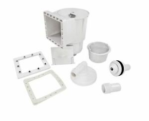 Hayward SP1091LX Dyna-Skim Skimmer with Accessory Kit for Above Ground Pools