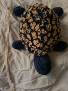 Jellycat Tootle Tortoise Turtle Soft Toy Comforter Soother Yellow