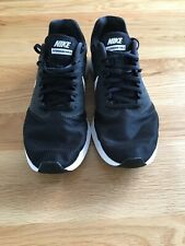 Mens Nike Downshifter 7 Black Running Shoes Trainers - Size UK 9