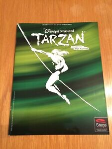"Booklet Musical ""Tarzan"""
