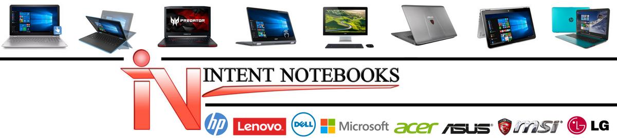 Intent Notebooks