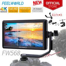 Feelworld FW568 5.5 inch Camera Field DSLR Monitor Full HD 1920x1080 IPS HDMI