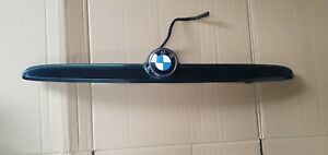 BMW E46 3 SERIES BOOT LID OPENNING HANDLE NUMBER PLATE LIGHTS OXFORD GREEN COUPE