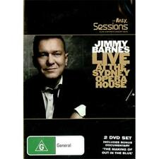 JIMMY BARNES Live At The Sydney Opera House/Making Of Out In The Blue 2DVD NEW