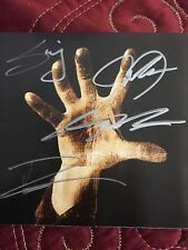 """SYSTEM OF A DOWM """"Toxicity"""" Signed CD!!!!"""