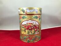 German Lambertz Christmas Musical Cookie Tin -  AACHEN 2003 Plays Silent Night