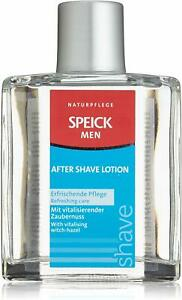 Speick Men Shave Lotion Pre Electric Soothing Revitalize No Preservatives 100 ml
