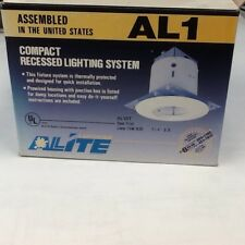 Alite Al1 Recessed Compact Can Lighting System 11 Available