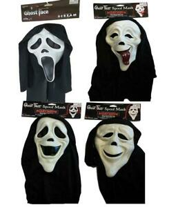 Official Licensed Scream Scary Movie Masks Halloween Fancy Dress