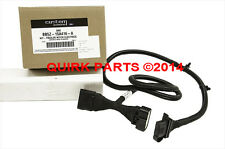 ford car truck towing hauling 2011 2016 ford explorer 4 pin trailer hitch wiring harness oem new genuine