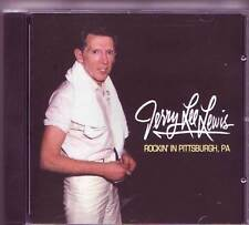 Jerry Lee Lewis-Rockin 'a Pittsburgh, PA-CD