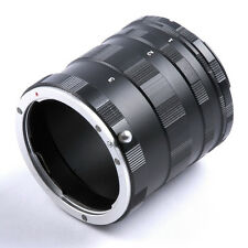 3 Macro Extension Tube Lens Adapter for Canon 400D 1000D 450D 50D DSLR Camera