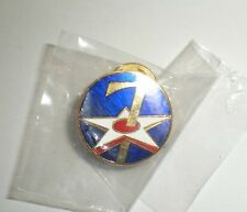 WWII USAAF 7TH AIR FORCE PIN - CURRENT PRODUCTION - GREAT FOR CAPS/JACKETS!