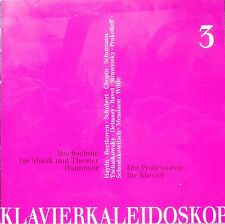 Klassik CD - Klavierkaleidoskop: Die Klavier-Professoren Hannover (selten)