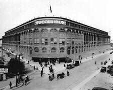 Brooklyn Dodgers EBBETS FIELD Glossy 8x10 Photo Print Stadium Poster