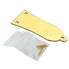 Gold Plated Metal Truss Rod Cover for SG Guitar Parts Replacement