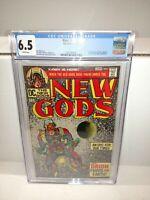 CGC 6.5 DC NEW GODS #1 2-3/71 1ST ORION