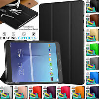 "MAGNETIC Smart Flip Stand Case Cover For Samsung Galaxy Tab E 9.6"" SM-T560 T561"