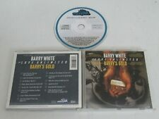 BARRY WHITE AND LOVE UNLIMITED/BARRY'S GOLD(POLYSTAR 832142-2)CD ALBUM