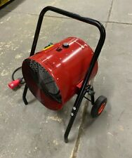 Brand New Electric Heater, 480V, 15KW, 18A, Forced Air for warehouse, workshop..