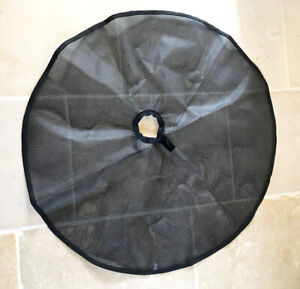 PHOTOGRAPHIC UMBRELLA DIFFUSER FOR SOFTER LIGHTING FROM B&H IN NEW YORK - UNUSED