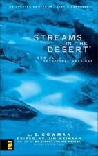 Streams in the Desert: 366 Daily Devotional Readings Updated Edition Paperback