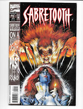 Sabretooth #2 1993 VF+ Marvel Comics