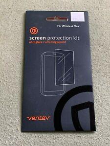 Ventev Toughglass For iPhone 6 Plus 6S Plus Series 9H Screen Protector