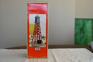 Lionel 6-12958 #193 Industrial Water Tower with Blinking Beacon