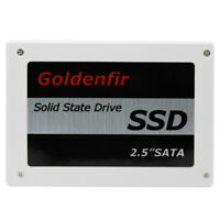 Goldenfir SSD 120 Go SSD Disque Dur 2,5 Disque SSD Disques SSD Interne 2,5 Po BE
