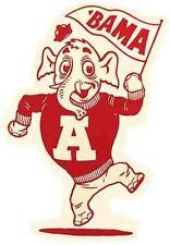 University Of Alabama  Cheerleader College  Vintage Looking Travel Decal Sticker