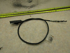 1979 YAMAHA DT 175 F OEM FRONT BRAKE CABLE /BOOT