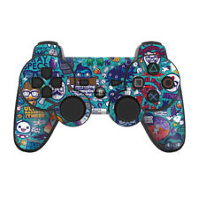 Sony PS3 Controller Skin - Cosmic Ray by JThree Concepts - DecalGirl Decal