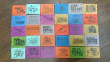 More details for collection 30 stitched stamp booklets all different