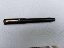 Vintage Parker Lucky Curve Jack Knife Safety Pen
