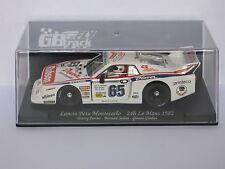 FLY GB track LANCIA BETA MONTECARLO 24h. le Mans 1982 #65 GB39 07001