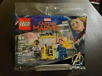 LEGO30453 Disney Captain Marvel and Nick Fury Polybag 32pcs 2 Minifigures