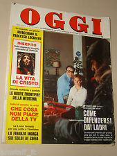OGGI 1977/12=SPECIAL GESU DI NAZARETH ZEFFIRELLI FILM ROBERT POWEL OLIVIA HUSSEY