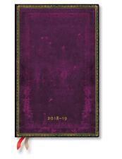 Paperblanks Kalender 18 Monate Juli 2018 bis Dez 2019 Cordobarot Maxi 13 5x21cm