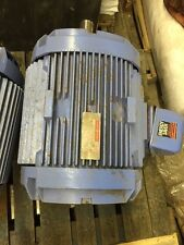 Ge 60 Hp Electric Motor 208416 Vac 1785 Rpm 365t Frame 3 Phase