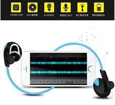 Auriculares Bluetooth inalámbrico deportivos estéreo de auriculares intraurales para iPhone Samsung XC