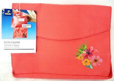 TCM Tchibo Reise Kulturtasche  Kosmetiktasche zum Aufhängen mit Spiegel