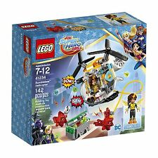 LEGO® DC Super Hero Girls: Bumblebee™ Helicopter Building Play Set 41234 NEW NIB