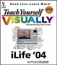 Teach Yourself Visually Ilife '04 by Cohen (2004)LPb