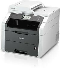 Brother MFC-9142CDN Farblaser-Multifunktionsgerät A4 4in1 Drucker Kopierer Fax