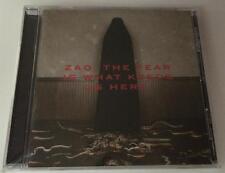 ZAO - THE FEAR IS WHAT KEEPS US HERE - 2006, Ferret Music - Rock & Pop