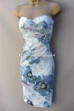Satin Party Stretch, Bodycon Floral Dresses for Women