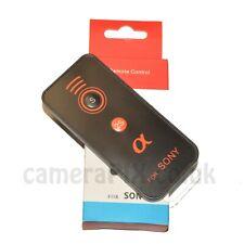 Wireless IR Remote Control for Sony Alpha, SLR, DSLR, NEX, Minolta - see below